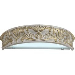 Бра INL-6138W-08 Ivory Gold - 8599879602757