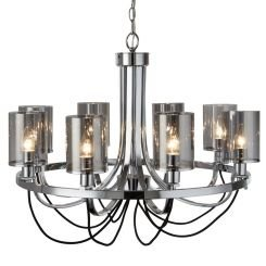 Люстра Arte Lamp Ombra A2995LM-8CC - A2995LM-8CC