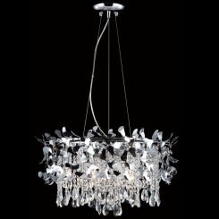 Люстра Crystal lux ROMEO SP6 CHROME - ЛЮ8818