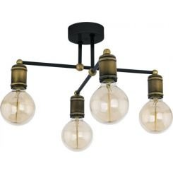 Люстра TK Lighting 1904 RETRO - 1904