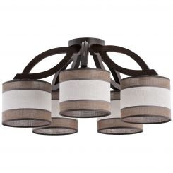 Люстра TK Lighting 153 CORTES VENGE