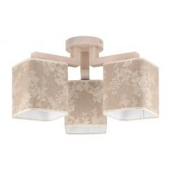 Люстра TK Lighting 543 POLA NATUR