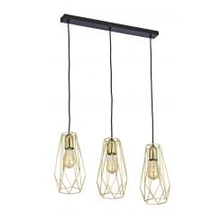 Подвес TK Lighting 2698 Lugo Gold