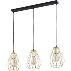 Подвес TK Lighting 2789 Brylant Gold