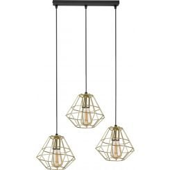 Подвес TK Lighting 4111 Diamond Gold