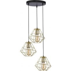 Подвес TK Lighting 4451 Diamond Gold